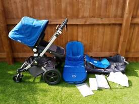 Bugaboo Cameleon 3 - Royal Blue