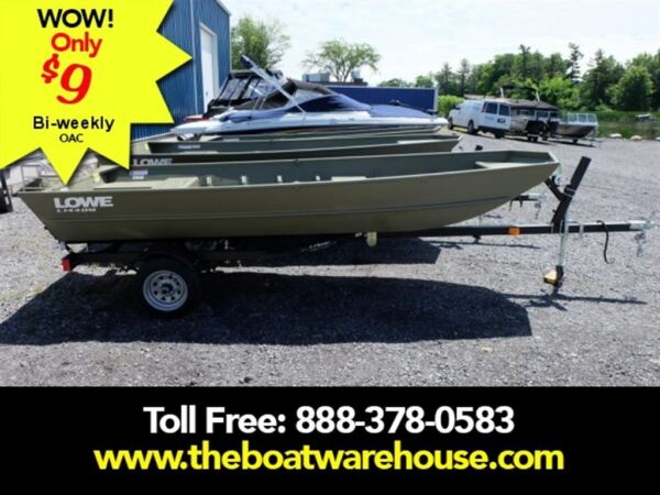 Used 2015 Lowe Boats L1440M