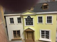 Unfinished Dolls house