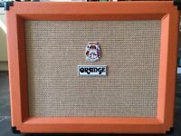 Orange 1x12 guitar speaker cabinet PPC112 like new