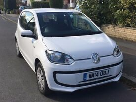 2014 Volkswagen UP! 1.0 Move up, 21110 miles with full VW service History