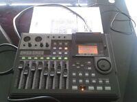 Fostex VF08 8-Track Digital Recorder