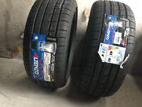 "Hurricane alloy wheels tyres 17"" inch 4x100"