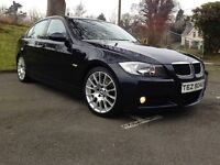 2008 BMW 320D M SPORT EDITION AUTO TRADE IN CONSIDERED