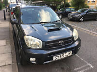 Toyota RAV 4, Year 2005 , Diesel Ecellent Car for Quick Sale, 95700 Miles