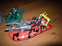 SOLDIERS BOATS AND GUNS