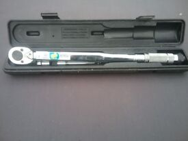 New Torque Wrench