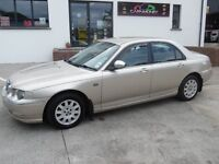 """15"""" ROVER 75 ALLOY WHEELS AND TYRES X 3"""