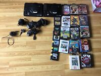 Sega mega drive joblot with 26 games and 3 controllers perfect working order!!!!