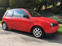 2002 SEAT AROSA 1.0 S 3 door,