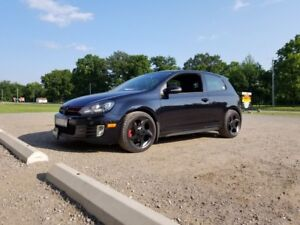 2012 Volkswagen gti coupe 6 speed manual