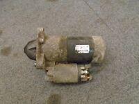 SAAB 9-3 VAUXHALL VECTRA C SIGNUM 1.9 CDTI 120 BHP STARTER MOTOR 55353857