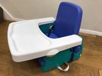 Travel Booster feeding seat