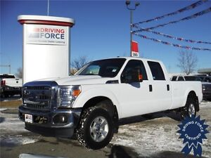 2015 Ford F350 XLT SuperCrew 4x4 - Long Box - 6.2 Gas - Tow Pack