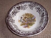 Palissy Game Series various size bowls all in excellent condition.