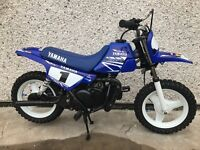 2007 Yamaha Pw 50 With Stabiliser Kit Immaculate Condition Just Had Full Refresh (Bargain)