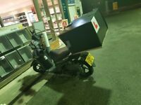 Suzuki address 125 scooter 2015
