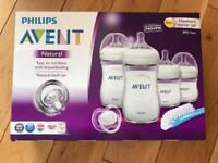 Phillips advent newborn starter set