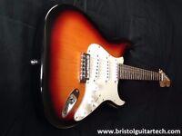 Electric Guitar (Basic Set Up)
