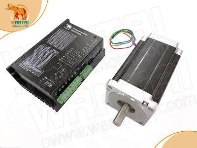 New Wantai Cnc Kit 1axis Nema34 1700oz-in 6.0adriver 5a 110v-220v 0.5-5a