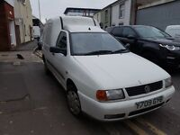 2000 VAN VW CADDY 1.9 SDI RECENT MOT&SERVICE