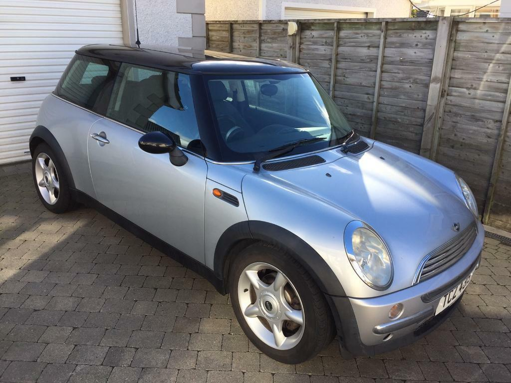 mini cooper 2003 in limavady county londonderry gumtree. Black Bedroom Furniture Sets. Home Design Ideas