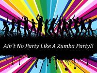 FREE ZUMBA CLASS this week Thu 16 Aug 7pm