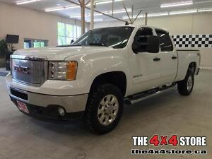 2012 GMC Sierra 2500 HD DIESEL LEATHER LOADED 4X4 DURAMAX DIESEL