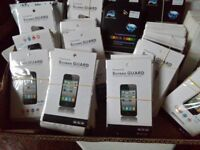 JOB LOT Phone Screen Protectors for Various Nokia 600+