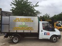 Same Day Service - Rubbish or House Clearance - Waste Disposal - Junk Removal