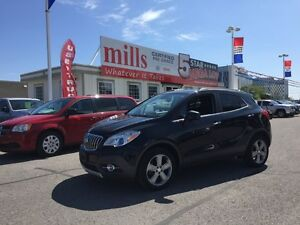 2013 Buick Encore AWD CX 1.4L Turbo Bluetooth Touch Display Bose