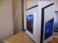 AMD FX Black Edition 8 Core, AM3+ 4.0GHz Windows pro 64bit GAMING PC