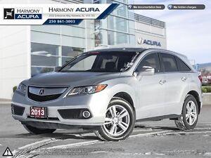 2013 Acura RDX AWD 4dr Tech Pkg