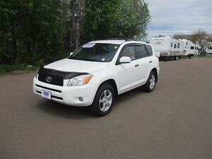 2008 Toyota RAV4 Trade-In! Bluetooth! Alloys!