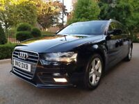 AUDI A4 AVANT 2.0 TDI SE FULL AUDI SERVICE HISTORY CAMBEMT KIT DONE LONG MOT PERFECT CONDITION