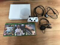 Xbox One S - 500gb White ono