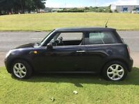 09/58 Mini one 1.4 with pepper pack. Cheap to tax / insure, lovely condition with FSH, drives A1