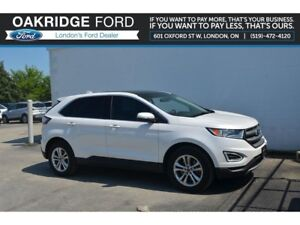 Ford Edge Dr Sel Awd Navigation Panoramic Roof Leathe