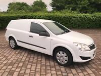 2008 Vauxhall Astravan 1.7 CDTi 16v Club Van 3dr CHOICE OF 3, 2 KEYS, NO VAT (Astra Vivaro Combo)