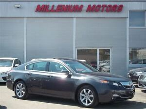 2012 Acura TL PREMIUM / LEATHER / SUNROOF / ONLY 57, 000 KM