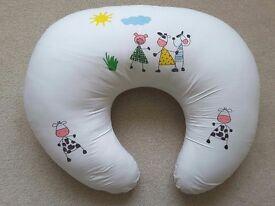 Breastfeeding nursing pillow