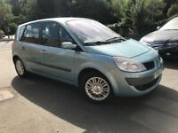 Renault Scenic Facelift Diesel Privilege-AUTOMATIC-1 YR MOT-Low Mileage-Full Service History