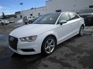 2016 Audi A3 2.0T | AWD | Leather | Clean Carproof