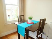 Beautiful 2 Bed Flat On Stormont Road Short Walk To Clapham Common, Furnished, Ideal For Sharers