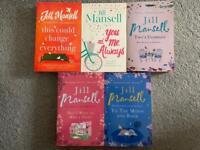 Jill Mansell collection