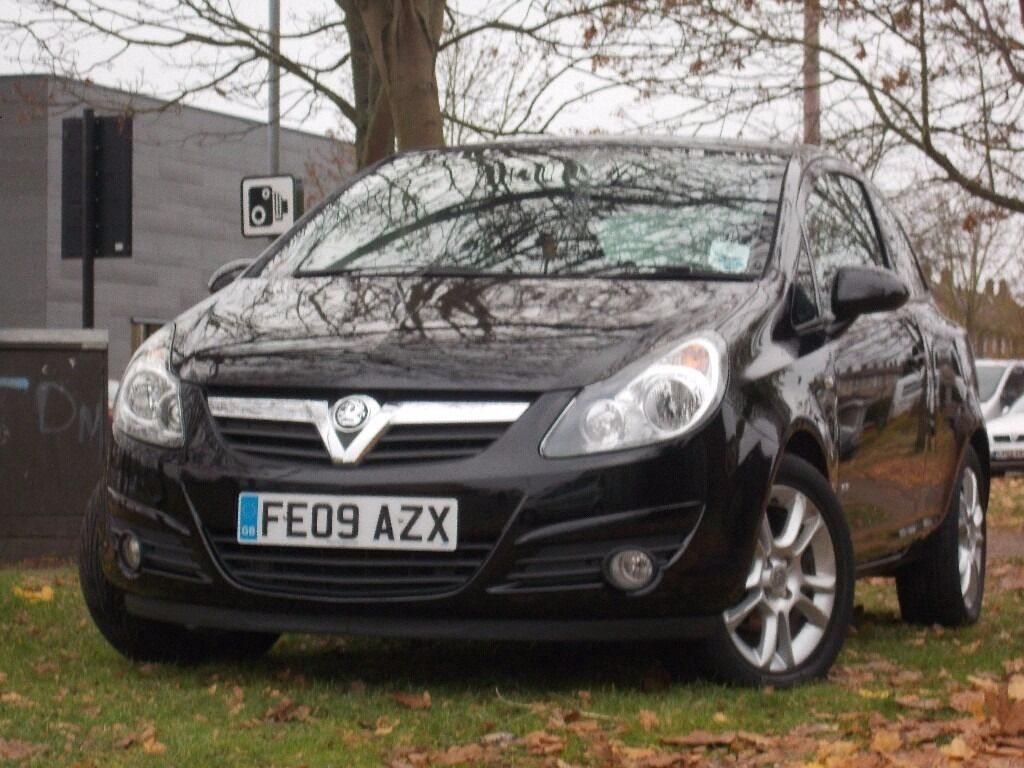 VAUXHALL CORSA 1.4 SXi /AC 2009 EXCELLENT CONDITION LOW MIELGE 28000,ONLY