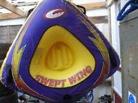boat tow tube delta wing £ 60 ono