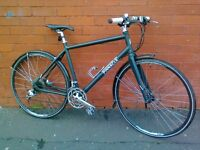 Pinnacle - Hybrid Classic Road Bike - lightweight aluminium frame and front fork !