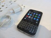Blackberry classic touchscreen smartphone is on vodafone network