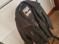 Mens Heavy Duty Parker Coat